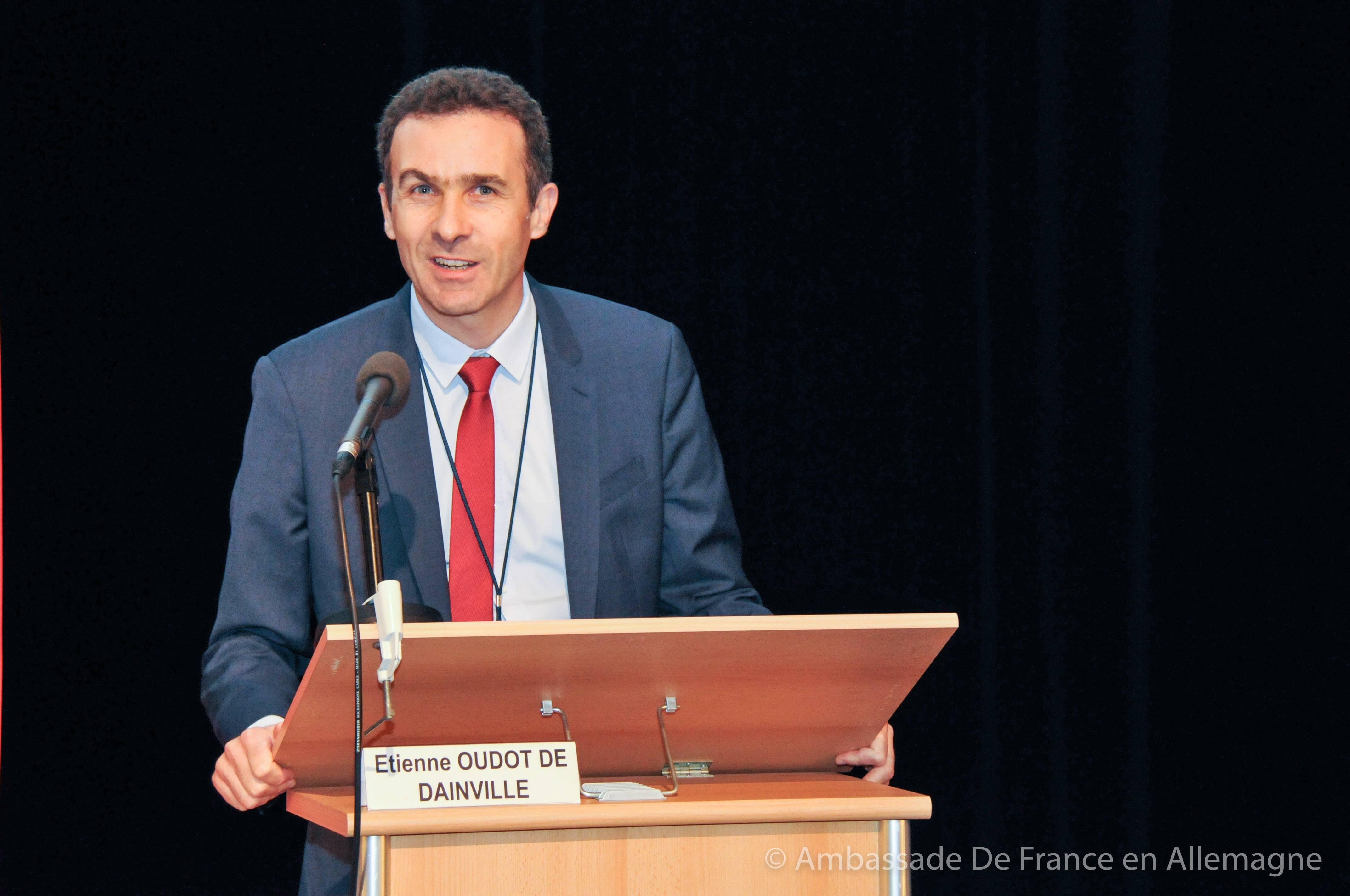Etienne Oudot de Dainville - Quinzaine franco-allemande d'Occitanie 2019