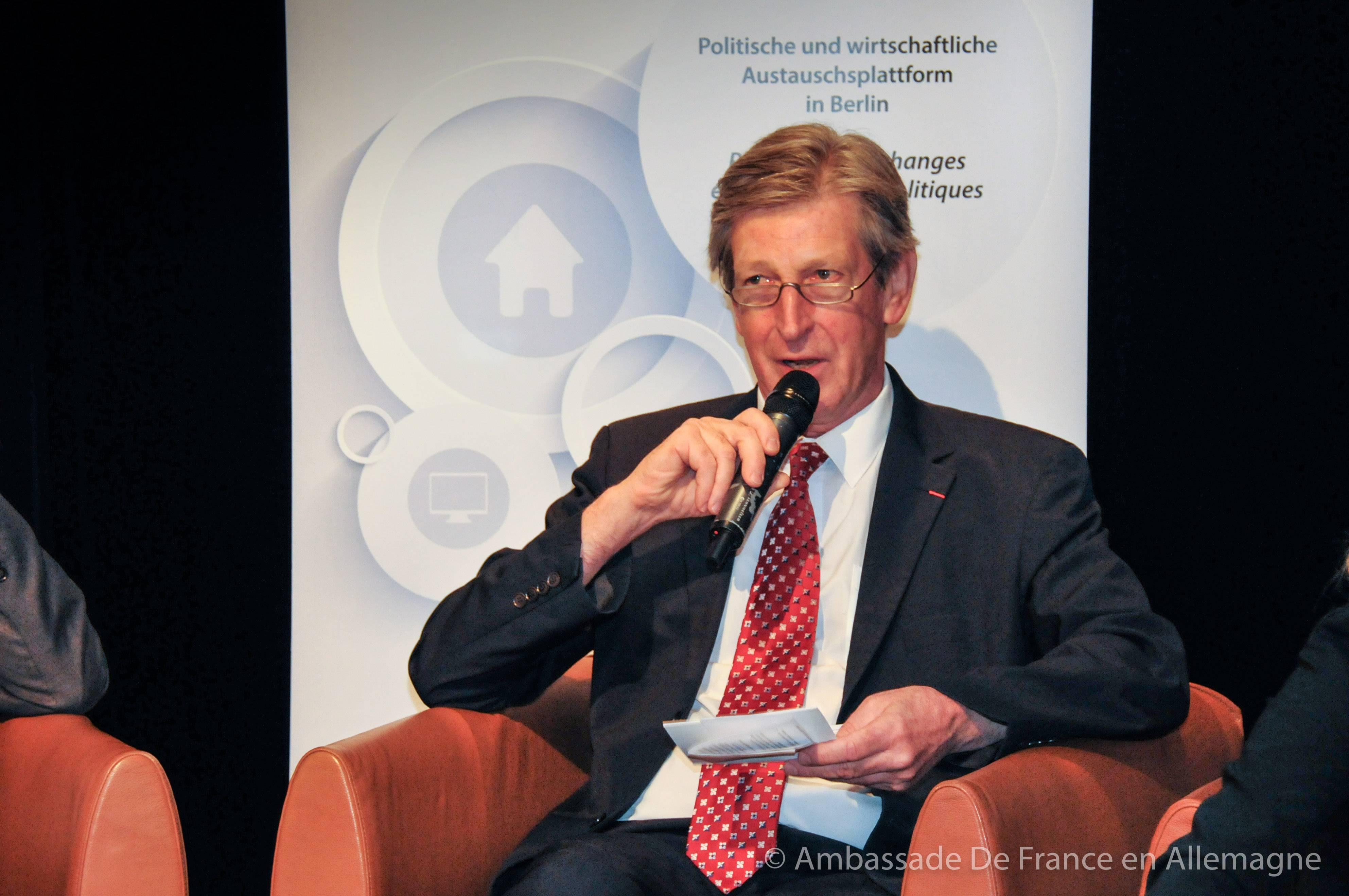Prof. Dr. Frank Baasner - Quinzaine franco-allemande d'Occitanie 2019