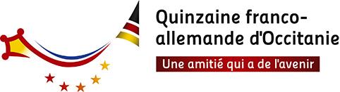 Logo de la Quinzaine franco-allemande d'Occitanie